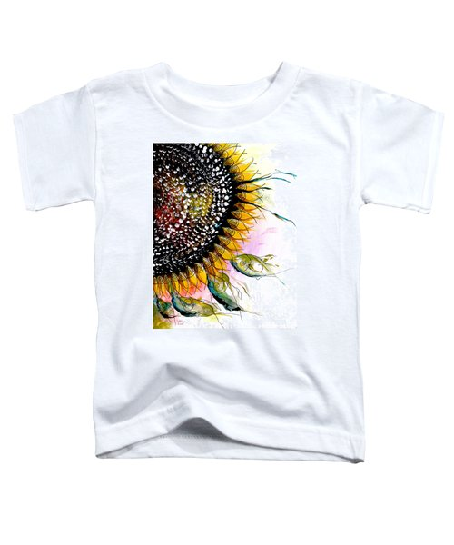 California Sunflower Toddler T-Shirt