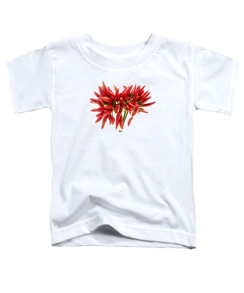 Chili Peppers Toddler T-Shirt