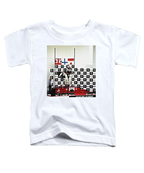 Circuito De Jerez 1997 Toddler T-Shirt