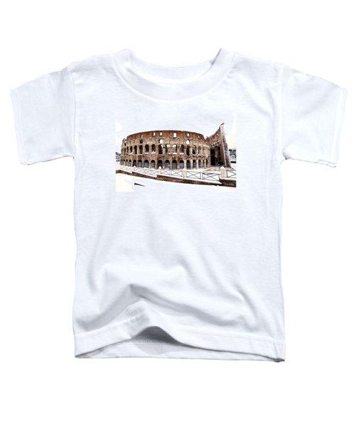 Colosseum Toddler T-Shirt