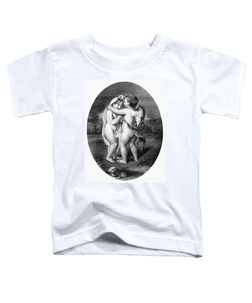Cupid & Psyche, 1873 Toddler T-Shirt