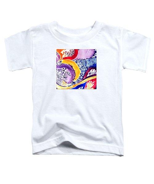Dreaming In Watercolors Toddler T-Shirt