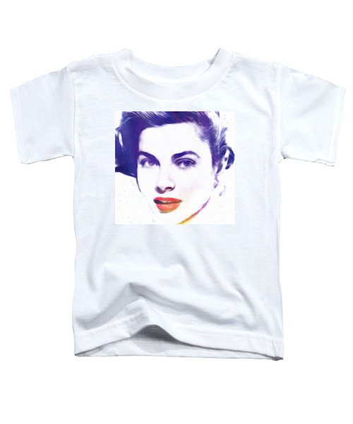 Face Of Beauty Toddler T-Shirt