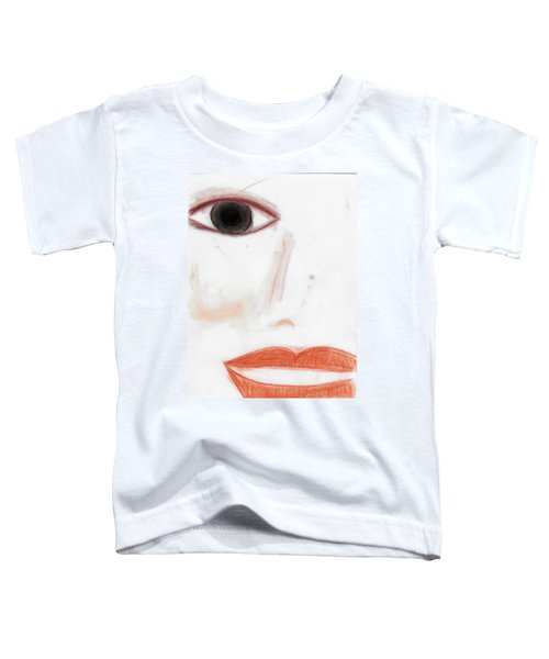 Face Toddler T-Shirt