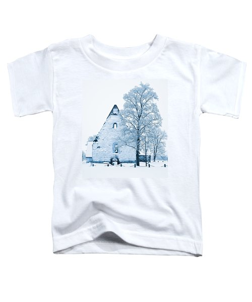 Frosty Ruins Toddler T-Shirt