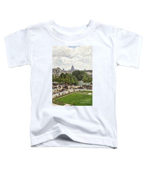 Garden Of The Princess Toddler T-Shirt