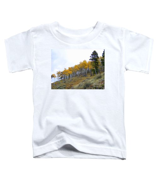 Golden Stand Toddler T-Shirt