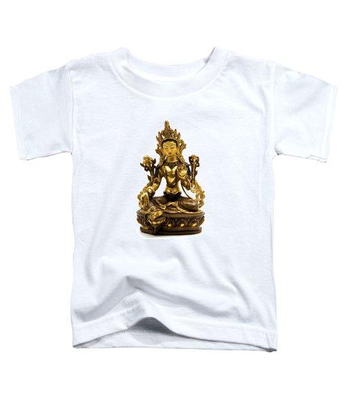 Green Tara Toddler T-Shirt