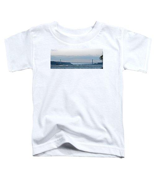 Gwb Sunset Toddler T-Shirt