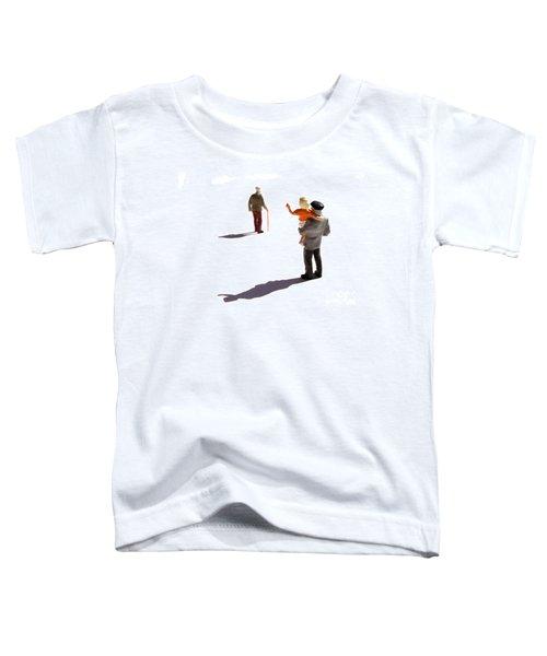 Illustration Of Elderlys Toddler T-Shirt