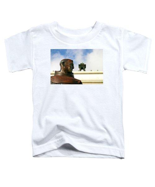 Junipero Serra Toddler T-Shirt