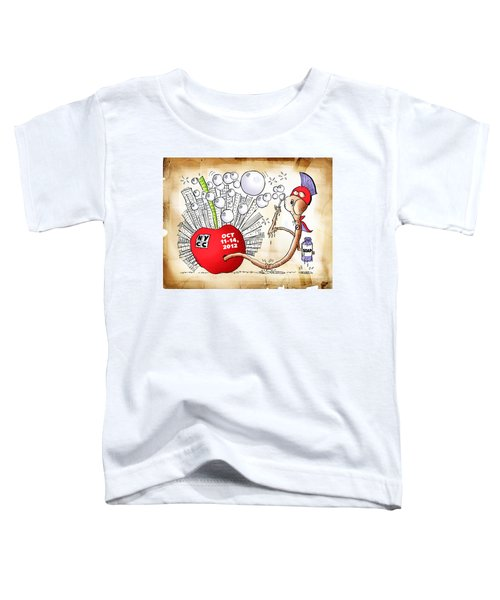 New York Comic Con 2012 Toddler T-Shirt