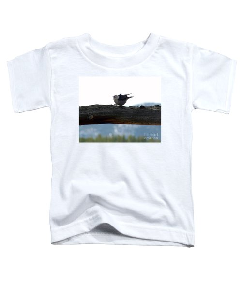 Nuthatch Toddler T-Shirt