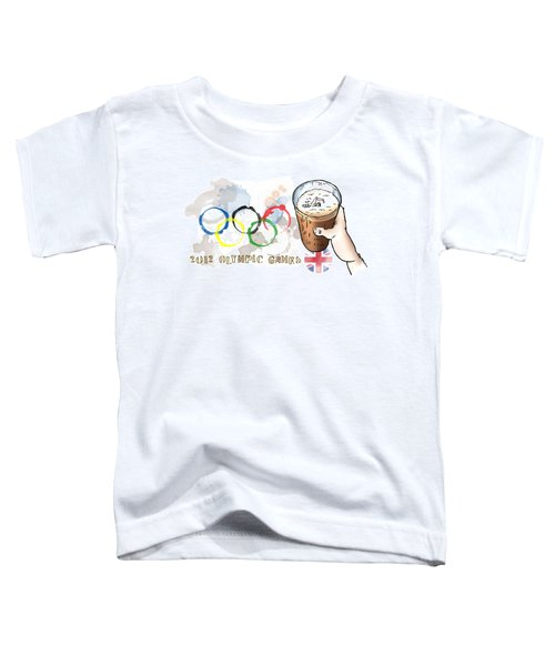Olympic Rings Toddler T-Shirt