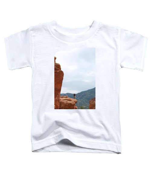 Only A Photographer Would Do.. Toddler T-Shirt