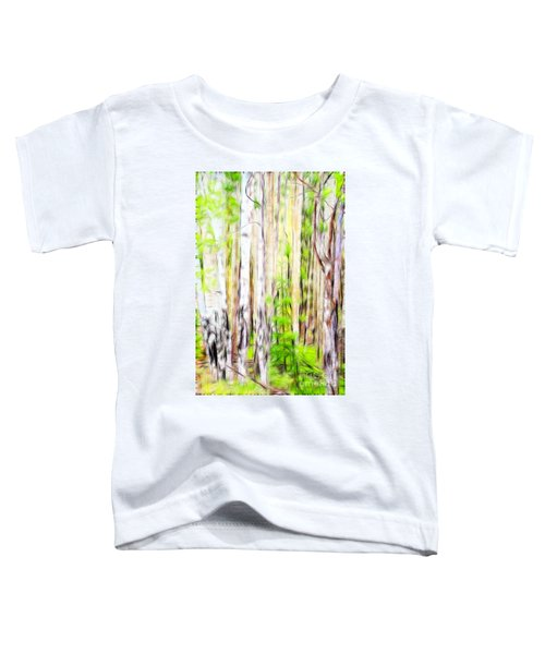 Out Of One Many Fractal Toddler T-Shirt