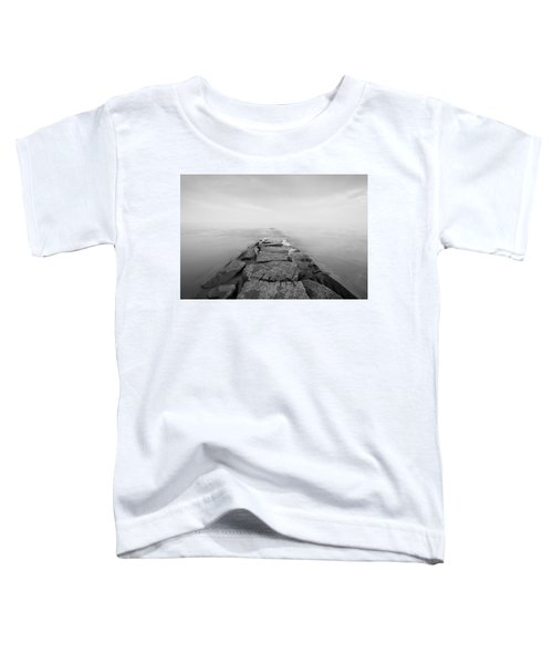 Penfield Jetty In Fairfield Connecticut Toddler T-Shirt