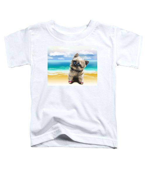 Petey In Coney Island Toddler T-Shirt