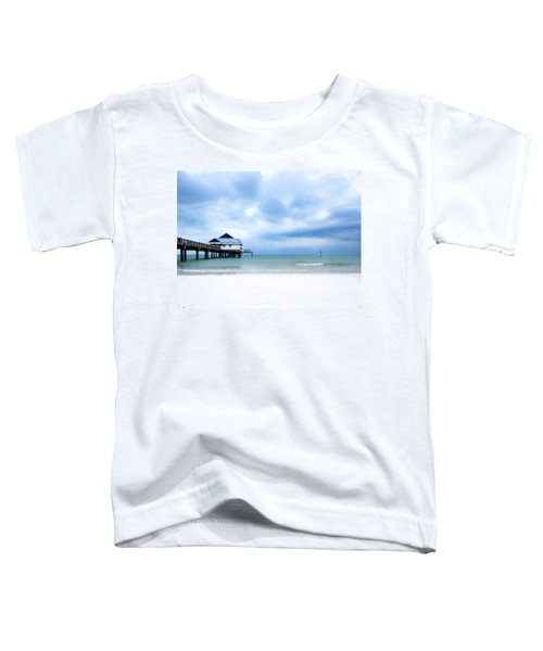 Pier 60 At Clearwater Beach Florida Toddler T-Shirt