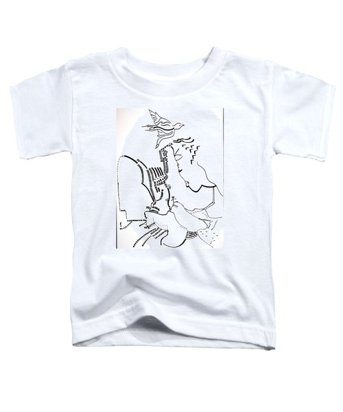 Presentation Of Jesus In The Temple Toddler T-Shirt