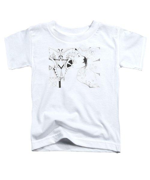 Recalling Dreams Toddler T-Shirt