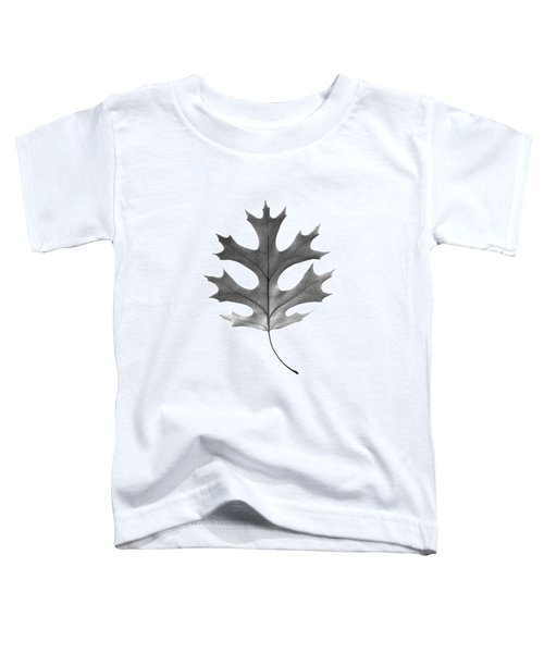 Red Oak Leaf Toddler T-Shirt