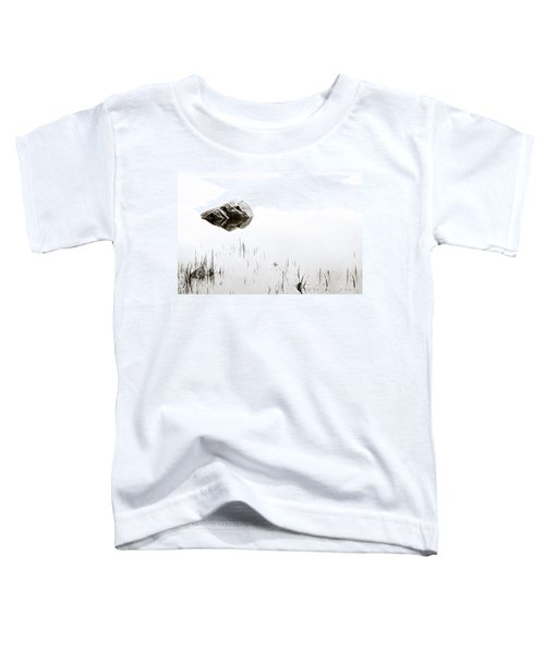Rock In The Water Toddler T-Shirt