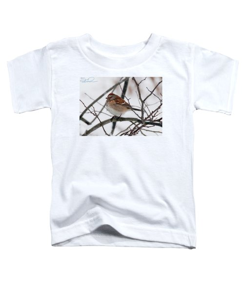 Rusty Cap Toddler T-Shirt