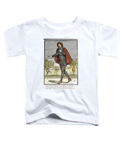Scaramouche Toddler T-Shirt