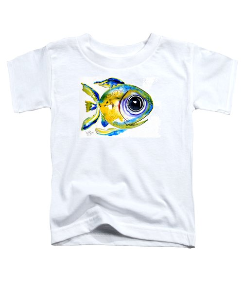 Stout Lookout Fish Toddler T-Shirt