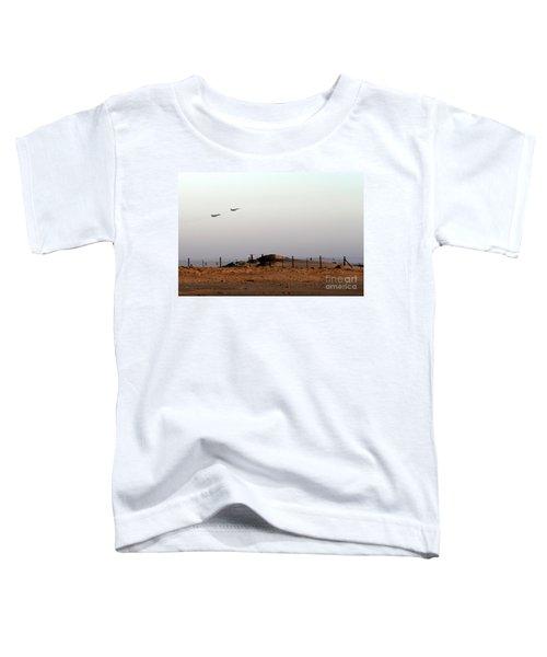 Takeoff Toddler T-Shirt