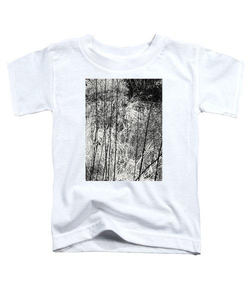 Tangled Weeds 2 Toddler T-Shirt