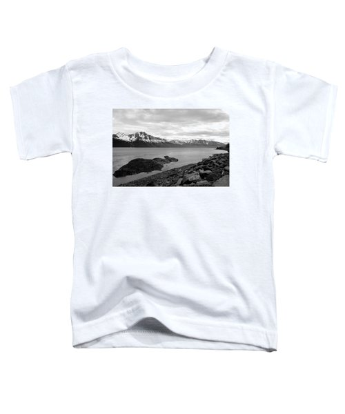 Turnagain Arm Alaska Toddler T-Shirt