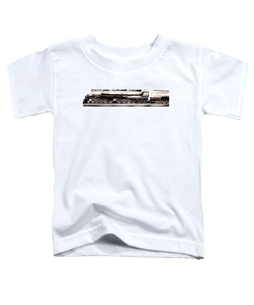 Union Pacific 4-8-8-4 Steam Engine Big Boy 4005 Toddler T-Shirt