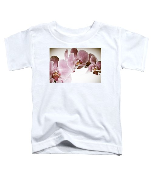 Vintage Orchid Toddler T-Shirt