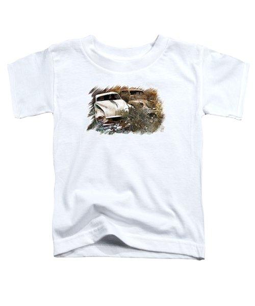 Wreck 3 Toddler T-Shirt