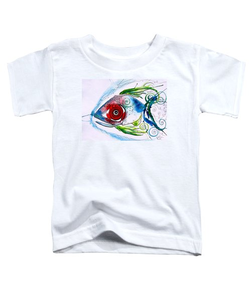 Wtfish 001 Toddler T-Shirt