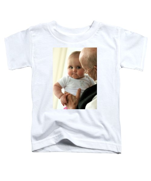 Young And Old Toddler T-Shirt