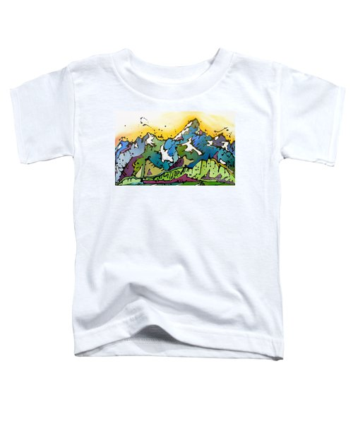 A Season To Look Forward To Toddler T-Shirt