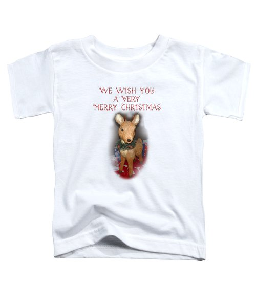A Very Merry Christmas Toddler T-Shirt