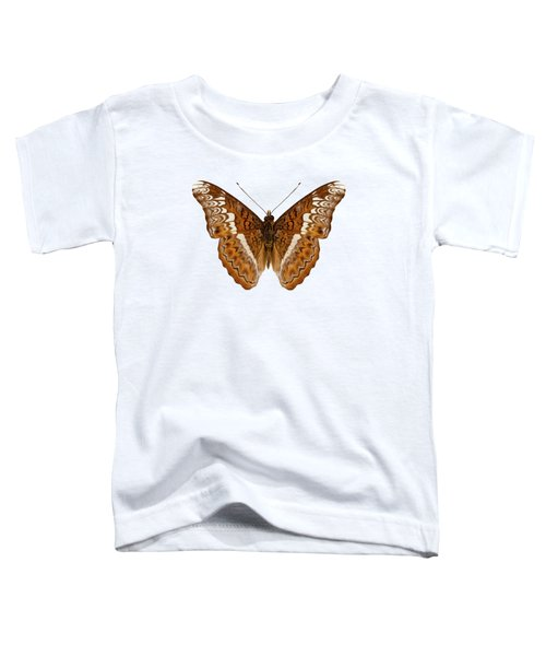 Admiral Limenites Butterfly Toddler T-Shirt