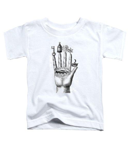 Alchemical Symbols Toddler T-Shirt