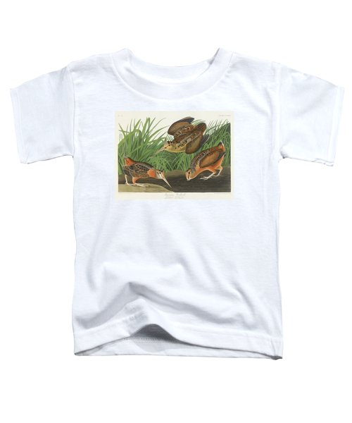 American Woodcock Toddler T-Shirt