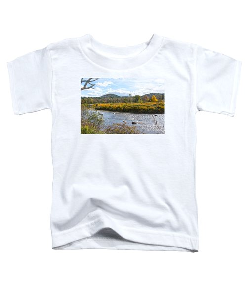 Babbling Brook Toddler T-Shirt