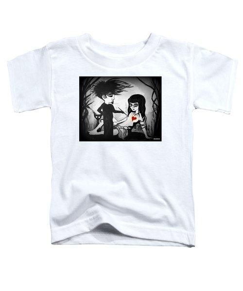 Badheart  Toddler T-Shirt