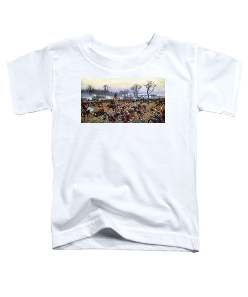 Battle Of Fredericksburg - To License For Professional Use Visit Granger.com Toddler T-Shirt