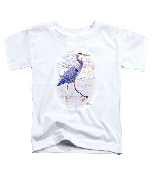 Beach Walker Toddler T-Shirt