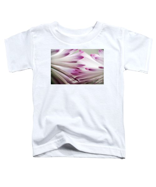 Beautiful Colorful Image About Daisy Flower Toddler T-Shirt