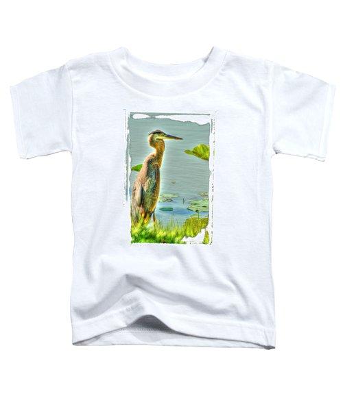 Big Bird Toddler T-Shirt
