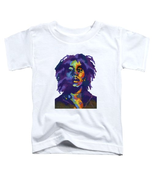 Bob Marley-for T-shirt Toddler T-Shirt